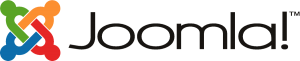 Joomla Logo Horz Color FLAT